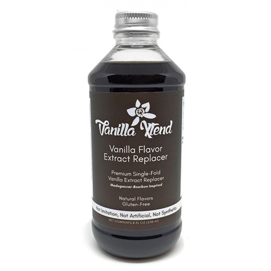 Natural Vanilla Extract Replacer - 8oz